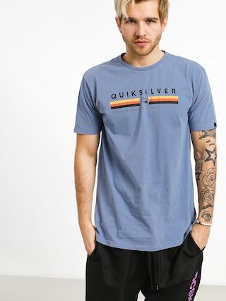 T-shirt Quiksilver Get Bizzy (stone wash)