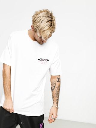 T-shirt Quiksilver Furball (white)