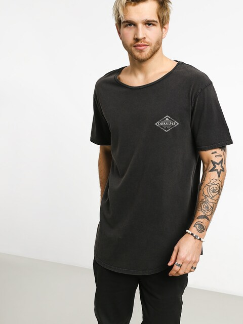 T-shirt Quiksilver Diamond Tails (black)