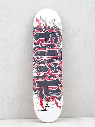 Deck Flip HKD Team Scratch (white/black/red)