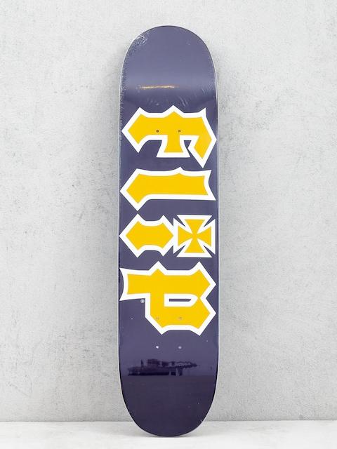 Deck Flip Team HKD (navy/yellow)