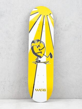 Deck Sk8Mafia Wes Kremer Rising Sun (yellow/white)