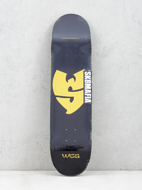 Deck Sk8Mafia Wes Kremer 27th Chamber (black/gold)