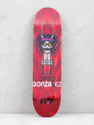 Deck Flip ZC2 Gonzalez (red)