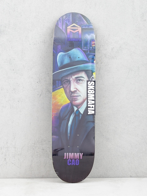 Deck Sk8Mafia Jimmy Cao Made (multi)