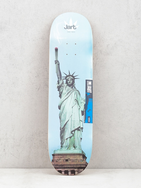 Deck Jart Weed Nation Liberty (light blue)