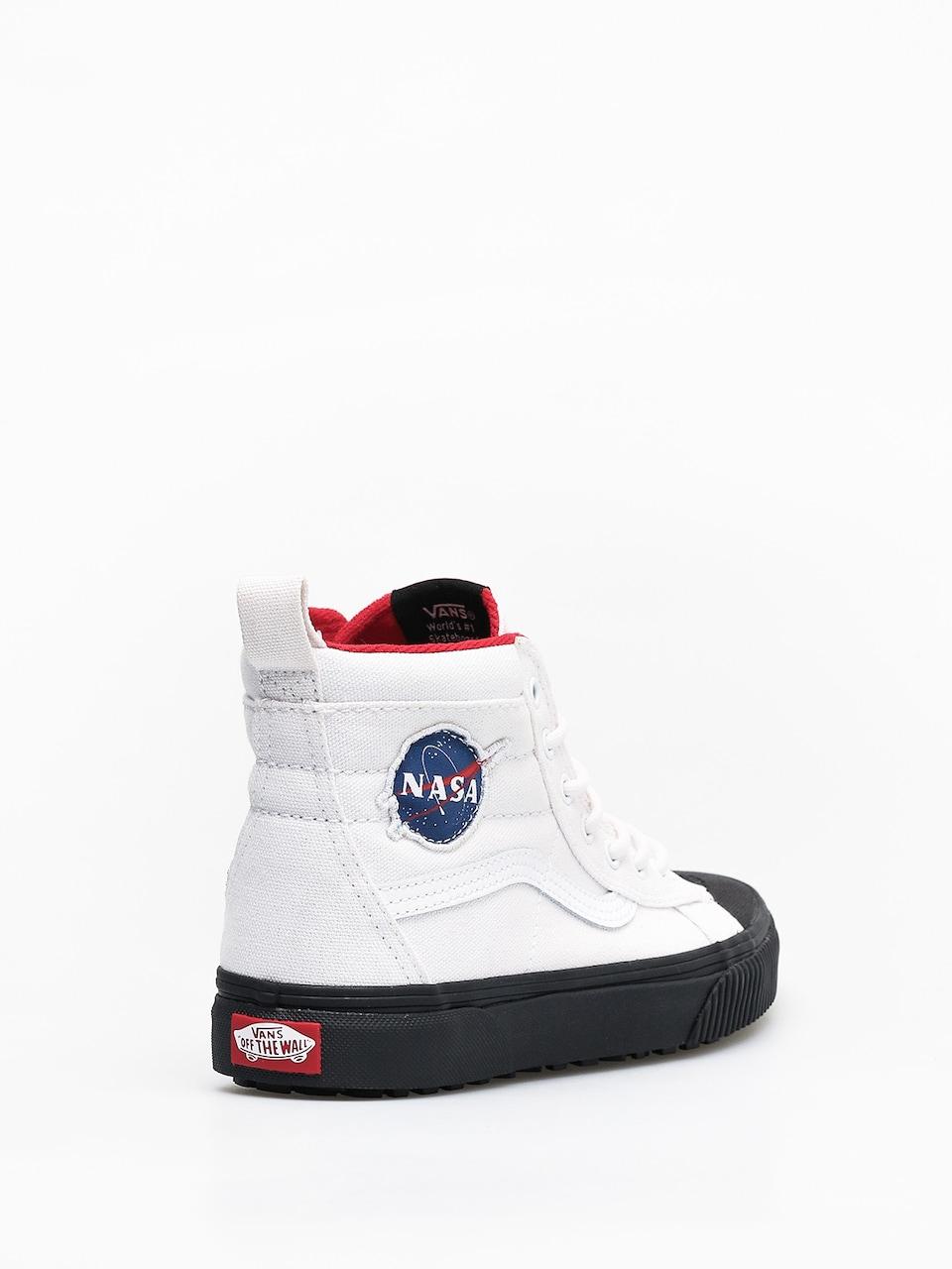 Buty Vans x NASA Sk8 Hi Mte Space Voyager (nasatrue white