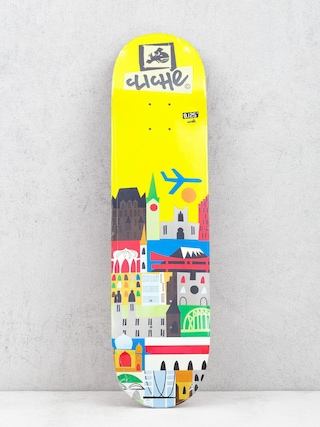 Deck Cliche Travel (yellow)