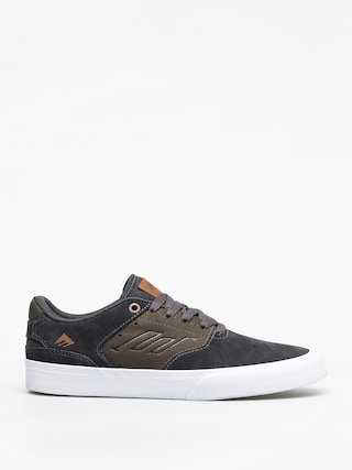 Buty Emerica The Reynolds Low Vulc (grey/green)