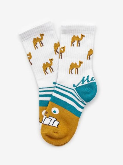 Skarpetki Malita Camel