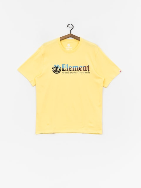 T-shirt Element Glimpse Horizontal (popcorn)