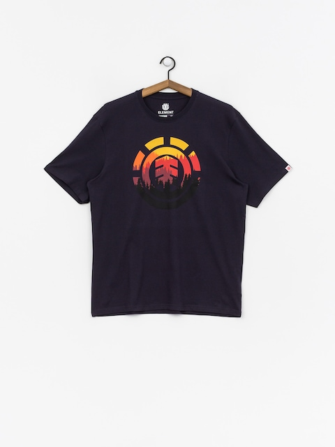 T-shirt Element Glimpse Icon (eclipse navy)