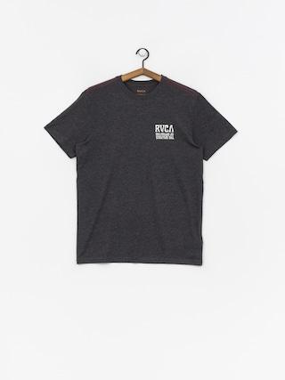 T-shirt RVCA Daybreak (charcoal)