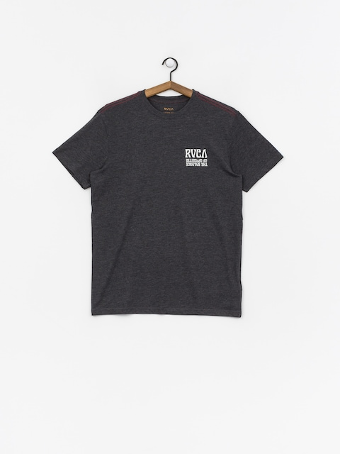 T-shirt RVCA Daybreak (charcoal)