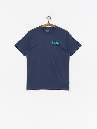 T-shirt RVCA Monster Pack (seattle blue)