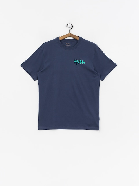 T-shirt RVCA Monster Pack (seattle blue)