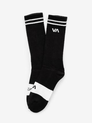 Skarpetki RVCA Union Skate Sock (black)