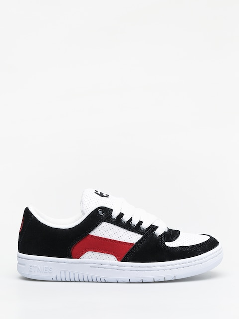Buty Etnies Senix Lo (black/white/red)