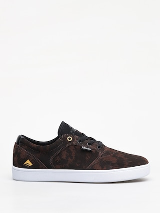 Buty Emerica Figgy Dose (brown/black/white)