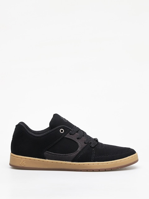 Buty Es Accel Slim (black/grey/gum)
