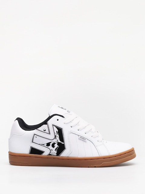 Buty Etnies Metal Mulisha Fader 2 (white/black/gum)