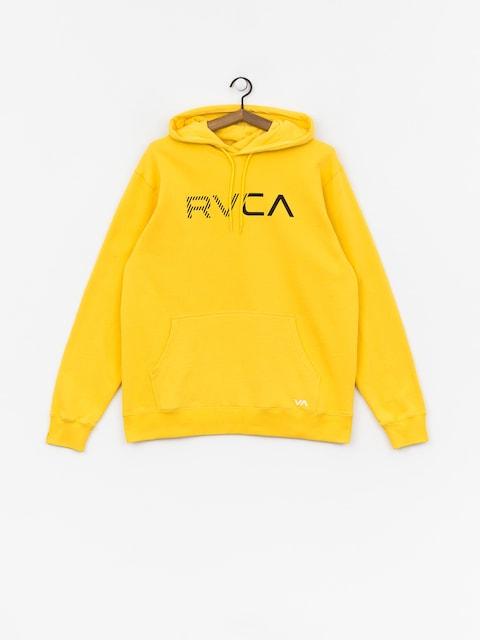Bluza z kapturem RVCA Scratched Rvca HD