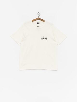 T-shirt Stussy American Classics (vanilla)