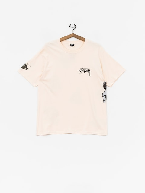T-shirt Stussy Gallery (pale pink)