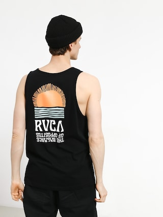 Koszulka RVCA Daybreak (black)