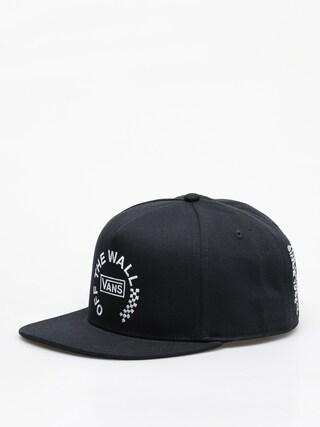 Czapka z daszkiem Vans Otw Distort Snapback ZD (black)