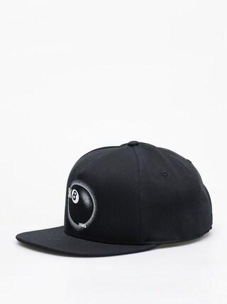 Czapka z daszkiem Vans Bragg Snapback ZD (black)