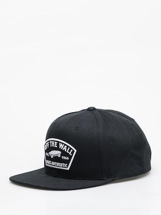 Czapka z daszkiem Vans Trask Snapback ZD (black)