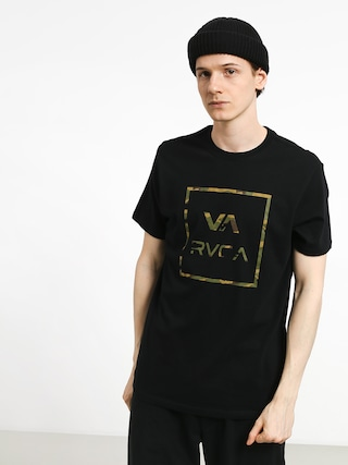 T-shirt RVCA Fill All The Way (black)