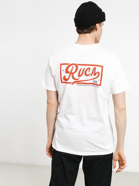 T-shirt RVCA Rvca Font (white)