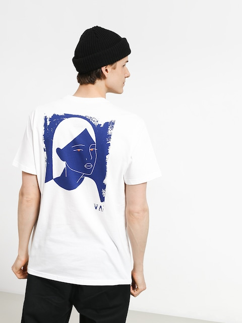 T-shirt RVCA Frosty Gaze (white)