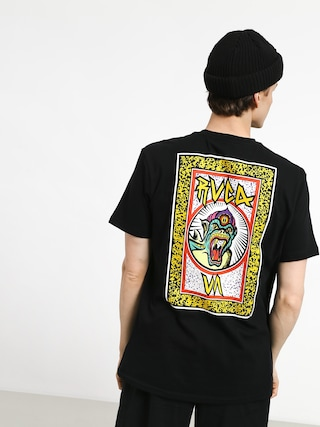T-shirt RVCA Monster Pack (black)