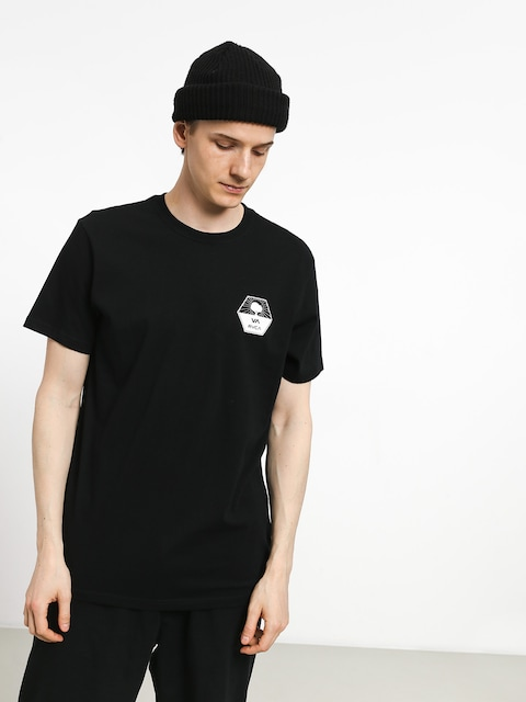 T-shirt RVCA Stealth Irons (black)