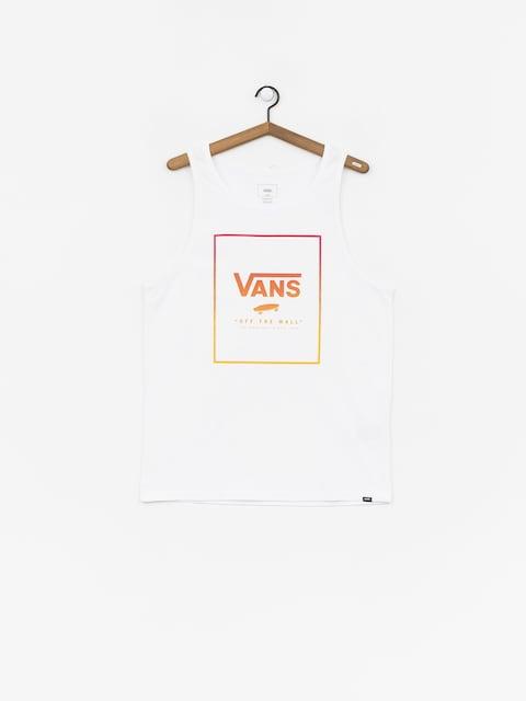 Koszulka Vans Print Box (white/jazzy)