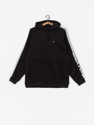 Bluza z kapturem Brixton Marathon HD (black)