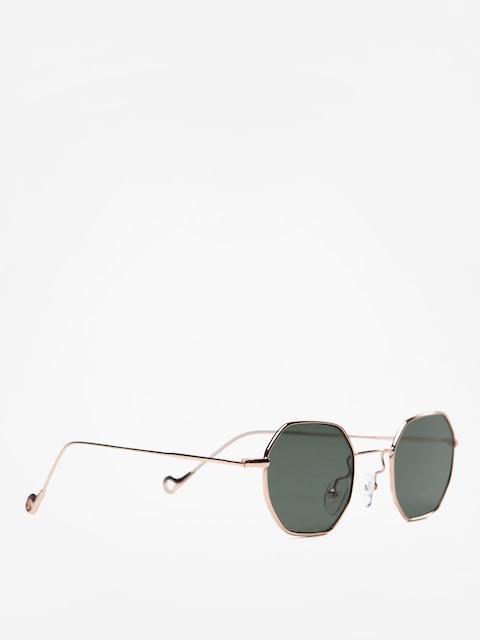Okulary przeciwsłoneczne Jeepers Peepers JP18337 (gold)