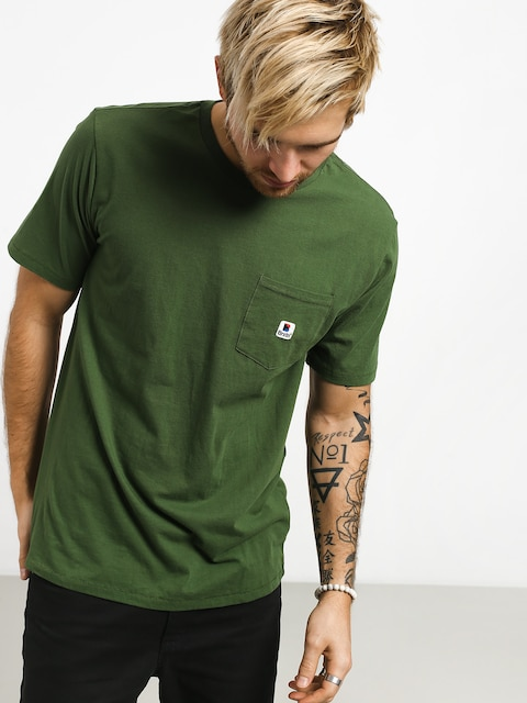 T-shirt Brixton Stowell Pkt