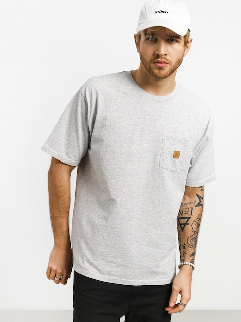 T-shirt Brixton Main Label Pkt