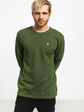 Bluza Brixton B Shield Crew (leaf)
