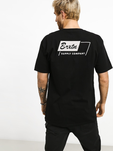 T-shirt Brixton Segal Stt
