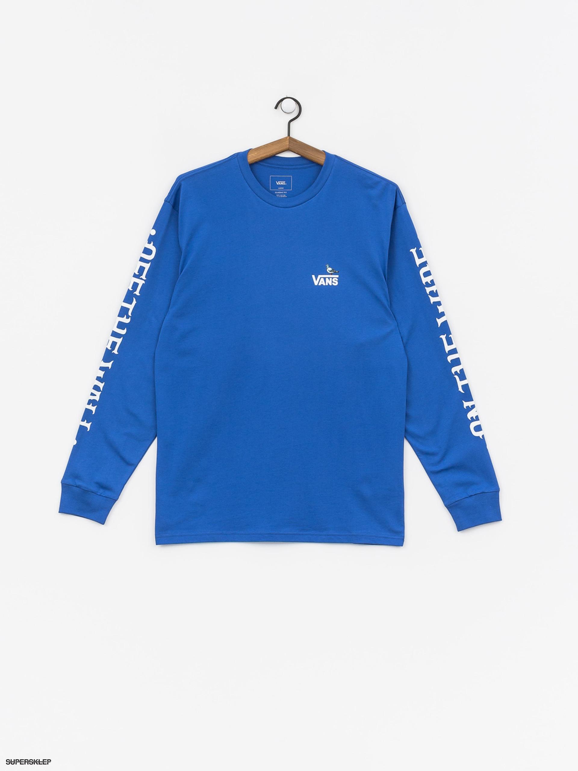 951d59bf Longsleeve Vans Vans X Anti Hero Wire (royal blue)
