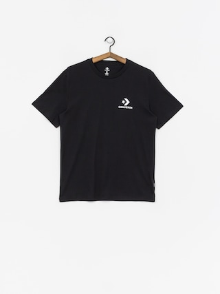 T-shirt Converse Left Chest Star Chevron (black)