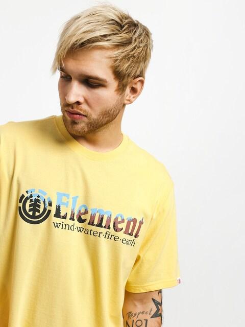 T-shirt Element Glimpse Horizontal