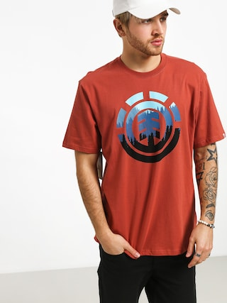 T-shirt Element Glimpse Icon (etruscan red)