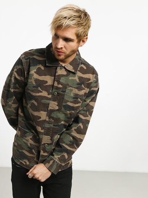 Kurtka RVCA Couleur Chore Coat (camo)