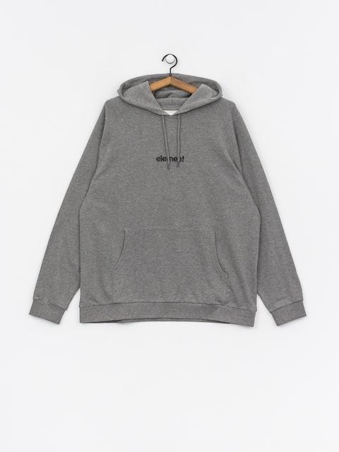 Bluza z kapturem Element Big HD (grey heather)